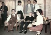 1983本會首展於台北新生畫廊