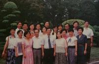 1991一德書會成立十週年展於中正紀念堂