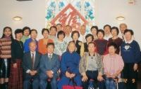 2003年新春團拜合影